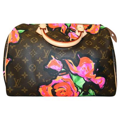 """Louis Vuitton """"Speedy 30 Monogamous Roses"""""""