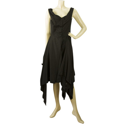 Vivienne Westwood Atlantis Black dress