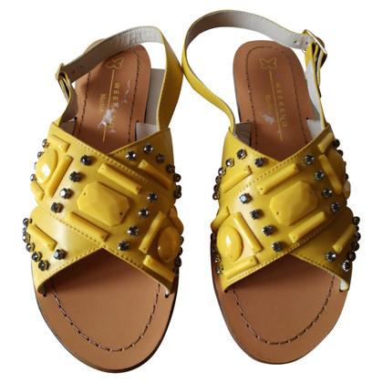 Max Mara sandali