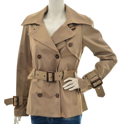 Gestuz Trenchcoat in beige