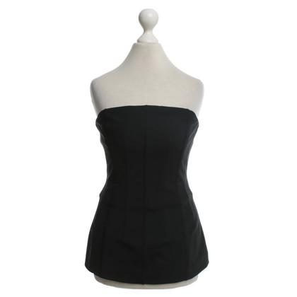D&G corsetto nero
