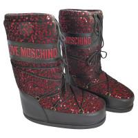 Moschino scarponi da neve