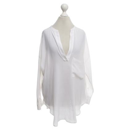 Sack's asymmetrische blouse