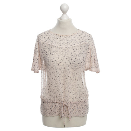 See by Chloé Blouse met patronen