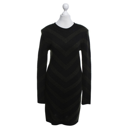 Balmain Knitted dress with pattern
