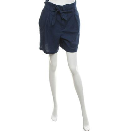 Drykorn Denim shorts in blue