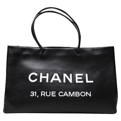 """Chanel """"Cambon Tote Rue"""""""