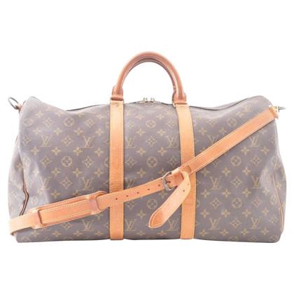 Louis Vuitton Sac Louis Vuitton Keepall 50 Shoulder Strap