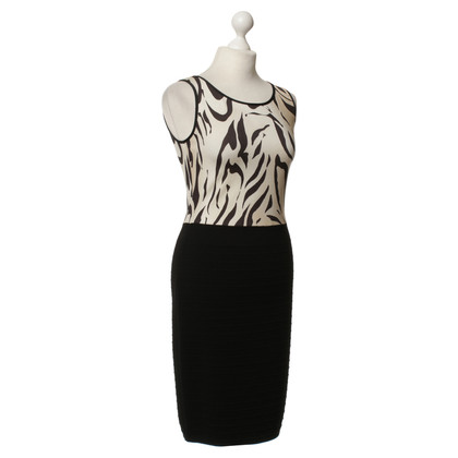 Marc Cain Dress with Leopard print
