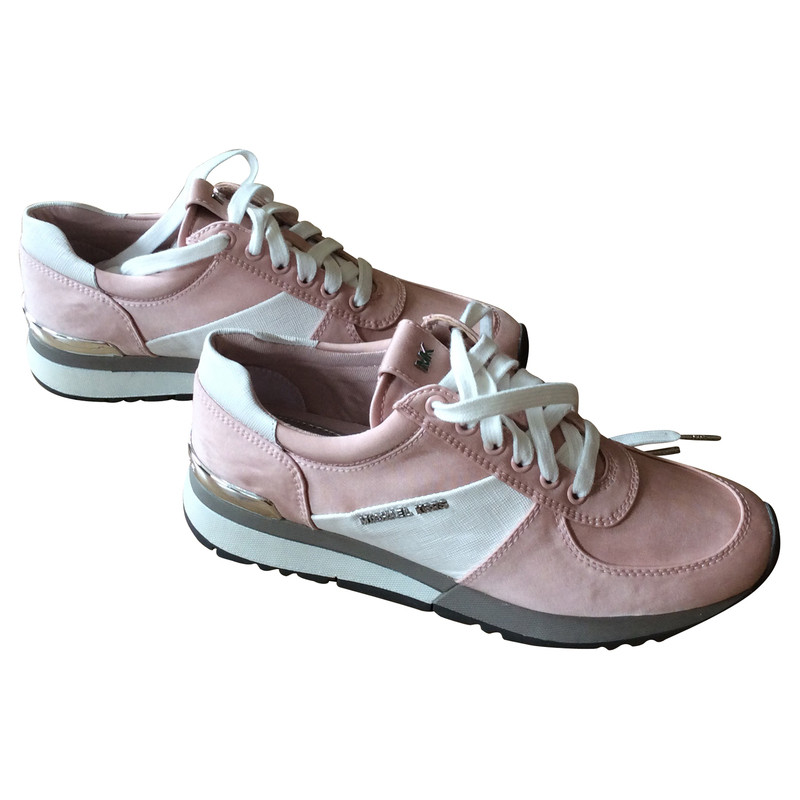 michael kors rosa sneaker second hand michael kors rosa sneaker. Black Bedroom Furniture Sets. Home Design Ideas