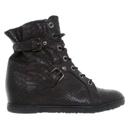 Stuart Weitzman Ankle boots in black