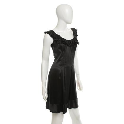 Prada Silk dress in black