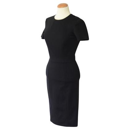 Chanel Schede jurk in zwart