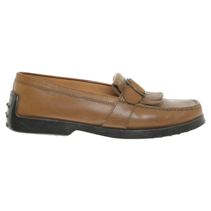 Tod's Loafer in ocra