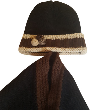 Pinko Scarf and hat