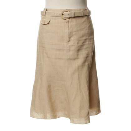Ralph Lauren Linen skirt with belt
