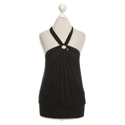 Wolford top in black
