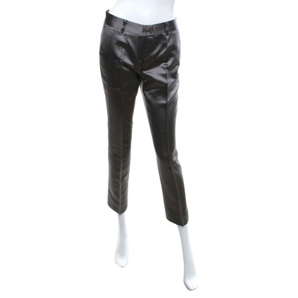 Moschino Cheap and Chic trousers in grey