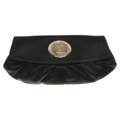 Versace Satin clutch