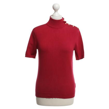 Ralph Lauren maglione Turtelneck in rosso