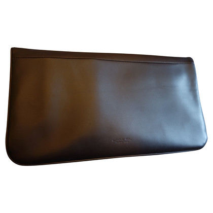 Lancel Pochette in Schwarz