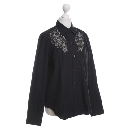 Ralph Lauren Cotton blouse in black