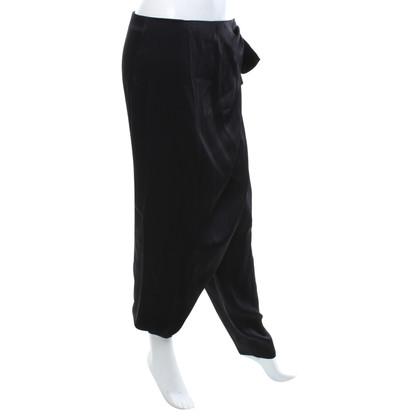 Lanvin Pantaloni in Black