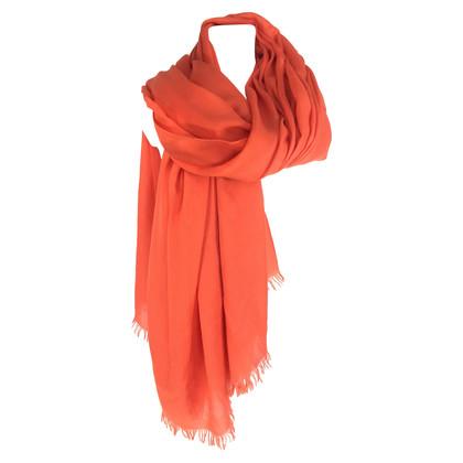 Hermès Scarf in cashmere / wool