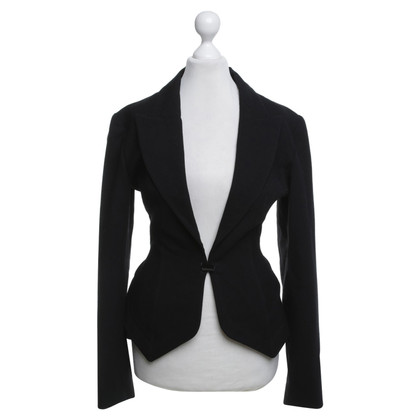 Alaïa Blazer in black