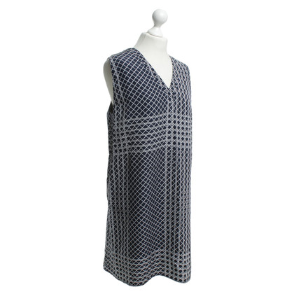 Whistles Dress with geometric pattern