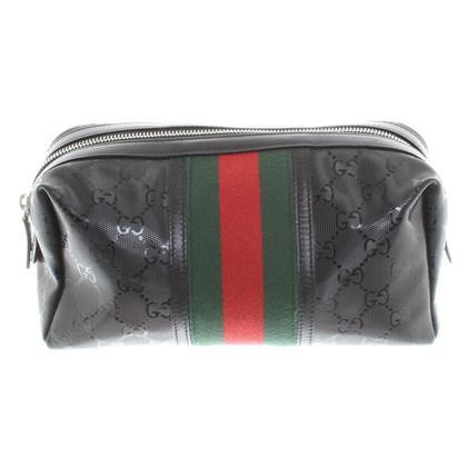 Gucci Cosmetic bag in nero
