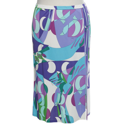 Emilio Pucci skirt in multicolor