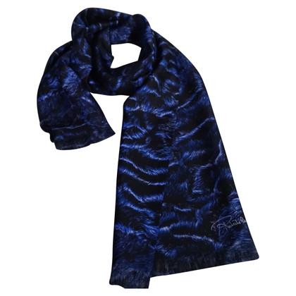 Roberto Cavalli foulard de soie