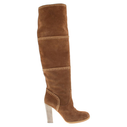 Philosophy di Alberta Ferretti Boots in brown