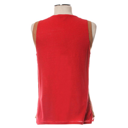 Sandro Top in red