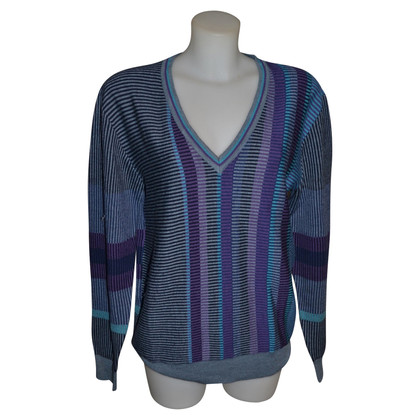 Etro Sweater with striped pattern