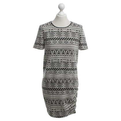 Bash Dress with pattern