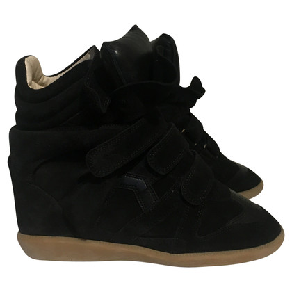 Isabel Marant Zeppe in Black