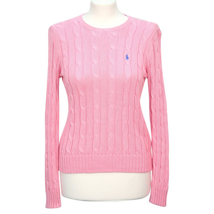 Polo Ralph Lauren Strickpullover in Rosa