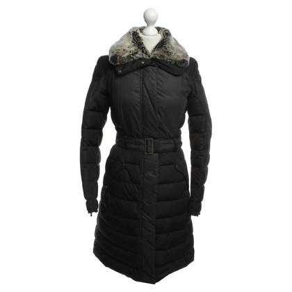 Belstaff Down coat in black