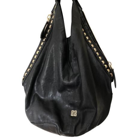 Sehr Billig Givenchy Hobo Bag in Schwarz Schwarz Günstig Kaufen Viele Arten Von Rabatt Bester Großhandel oefI6r8