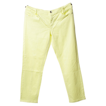 Marc Cain Pants in lime green
