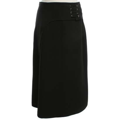 Tara Jarmon Issued skirt in black