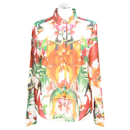 Ted Baker Blouse with pattern