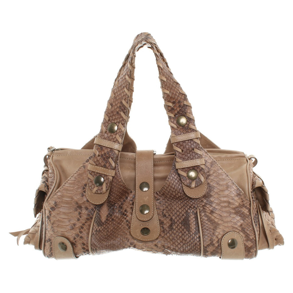 chlo tasche in beige second hand chlo tasche in beige gebraucht kaufen f r 180 00 1943295. Black Bedroom Furniture Sets. Home Design Ideas