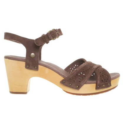 Ugg Sandals in brown
