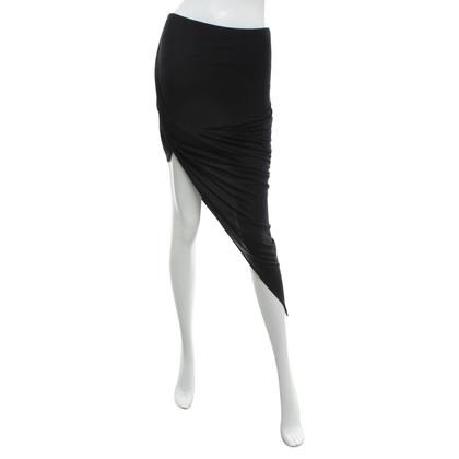 Helmut Lang skirt in black