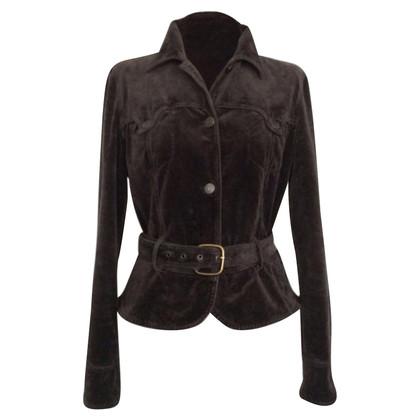 Armani giacca di velluto