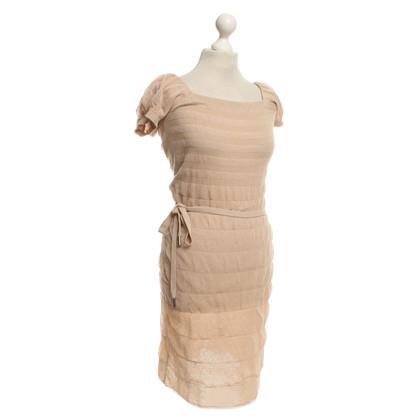 Hugo Boss Knit dress with waist belt