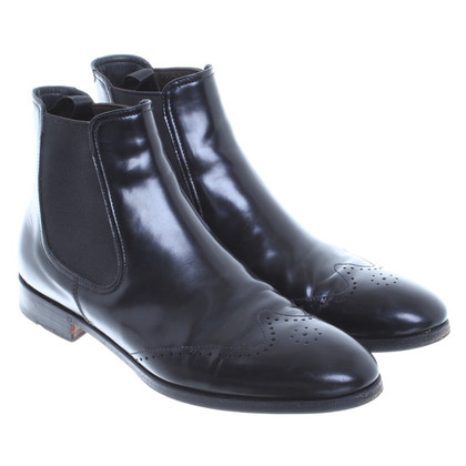 Benson's Budapest ankle boots